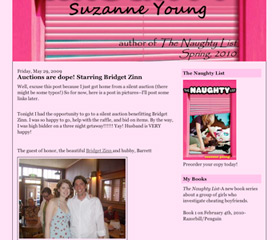 suzanne young's blog